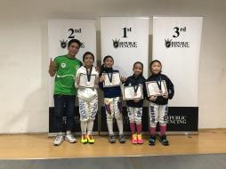 Multiple Intelligence International School Fencing Team (6)